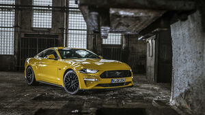 Ford Mustang GT, Exterieur