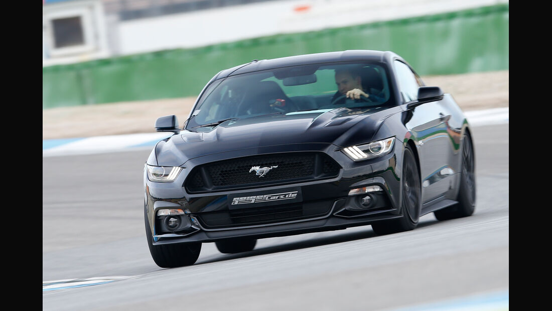 Ford Mustang GT Fastback 2015, Frontansicht