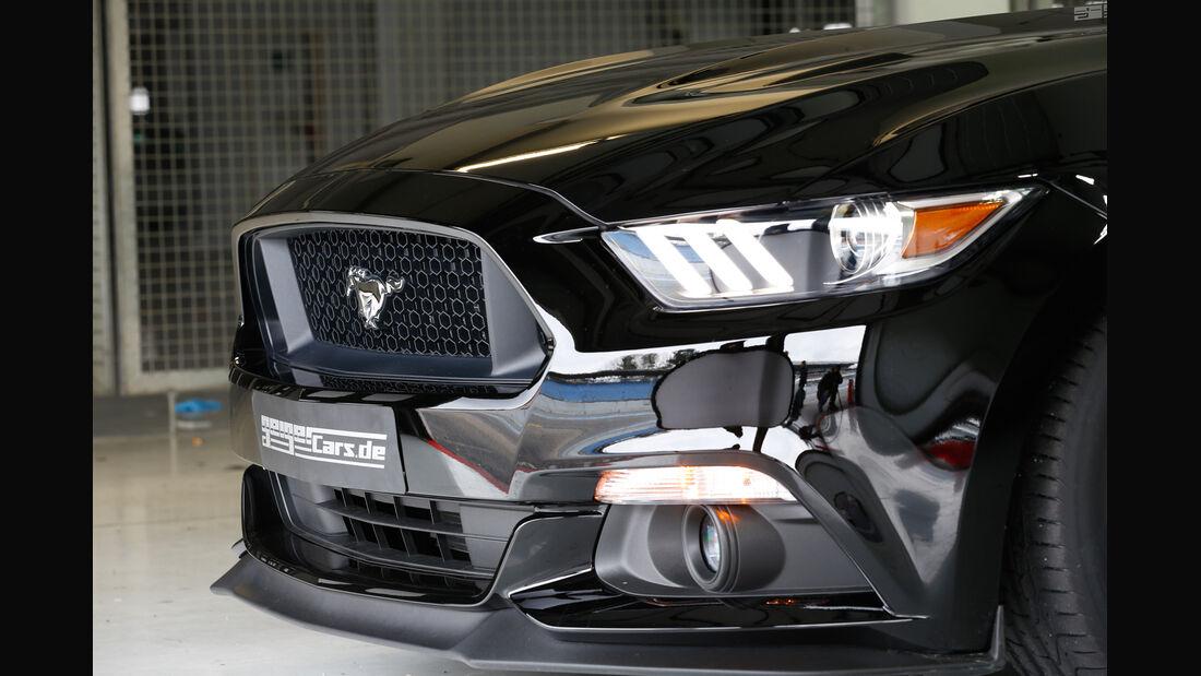 Ford Mustang GT Fastback 2015, Kühlergrill