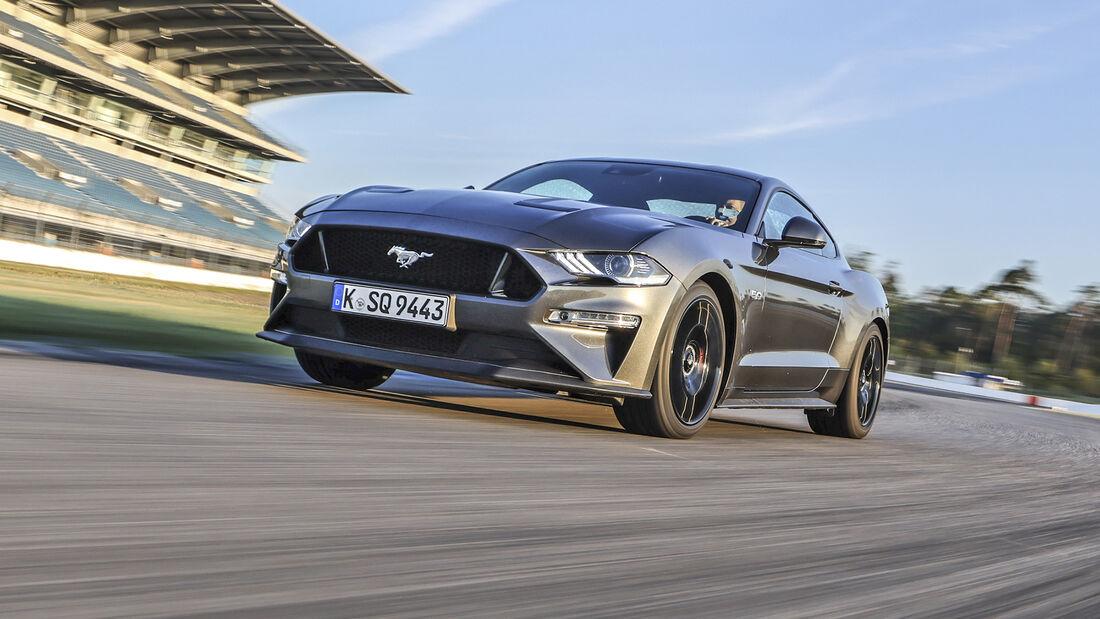 Ford Mustang GT, Hockenheimring