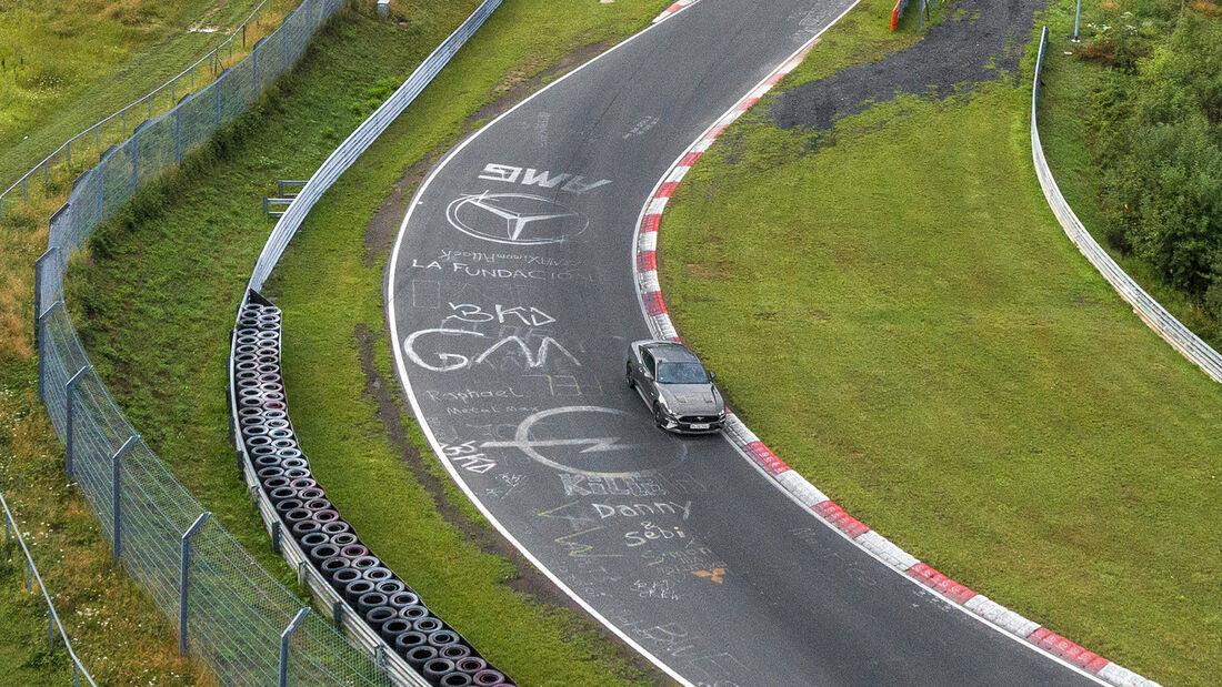 Ford Mustang GT, Nürburgring