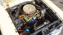 Ford Mustang GT V8 Cabrio, Motor
