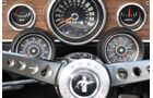 Ford Mustang GT V8 Cabrio, Rundinstrumente