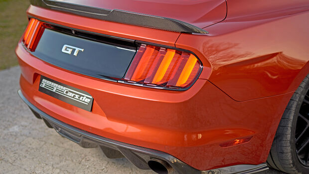 Ford Mustang Geiger GT 820 Geiger Cars