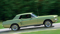 Ford Mustang Hardtop Coupé