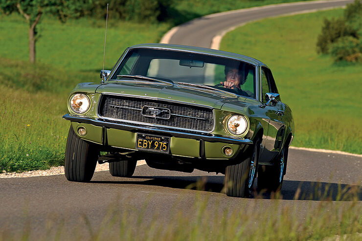 Ford Mustang Hardtop Coupé