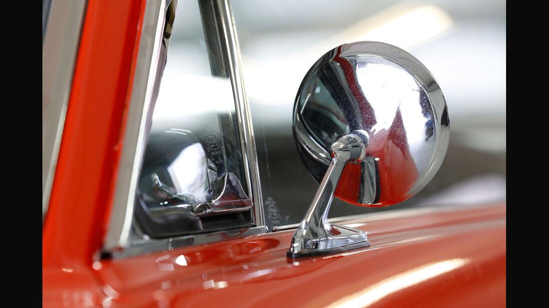 Ford Mustang Hardtop Coupé 1965, Seitenspiegel