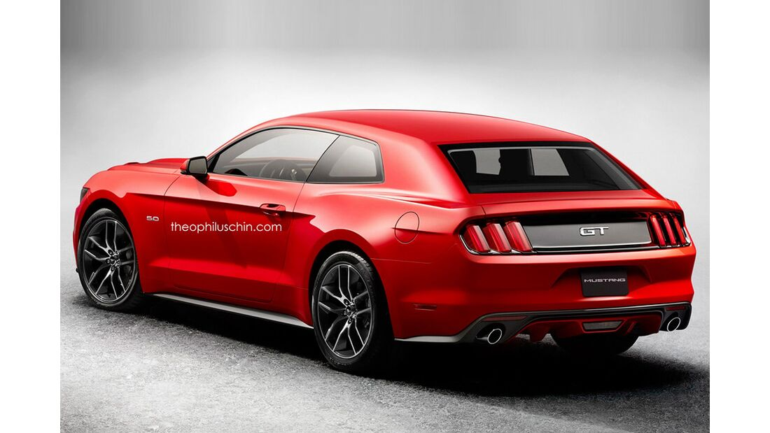 Ford Mustang Hatchback