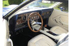 Ford Mustang II Cockpit 1973