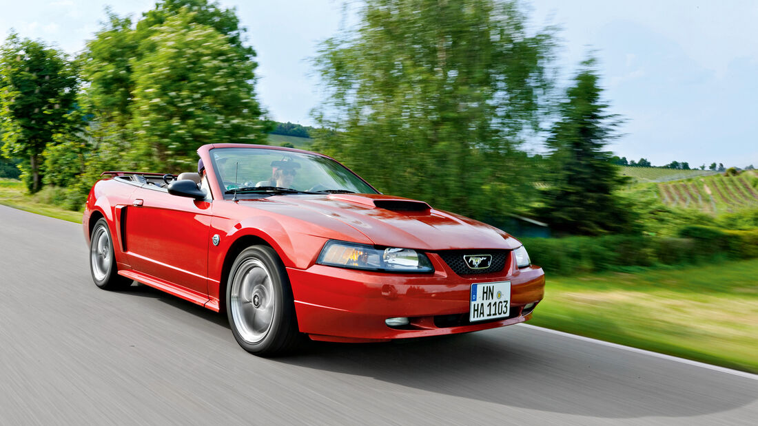 Ford Mustang IV Fahrbericht Kaufberatung Youngtimer 05 / 2017