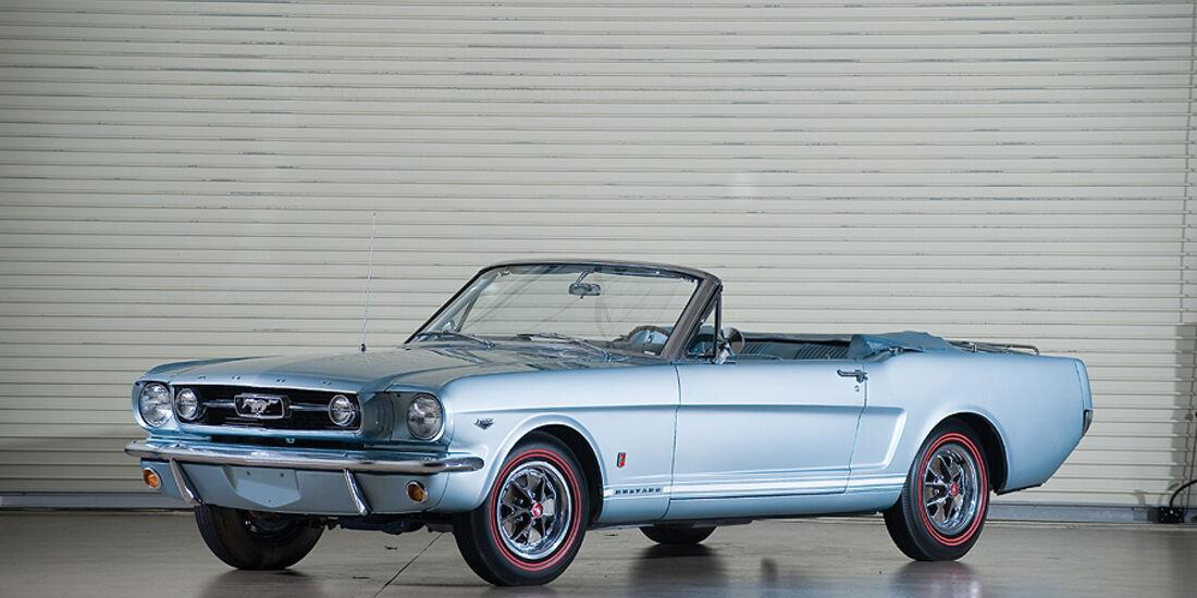 Ford Mustang K-Code Convertible (Fronatansicht)