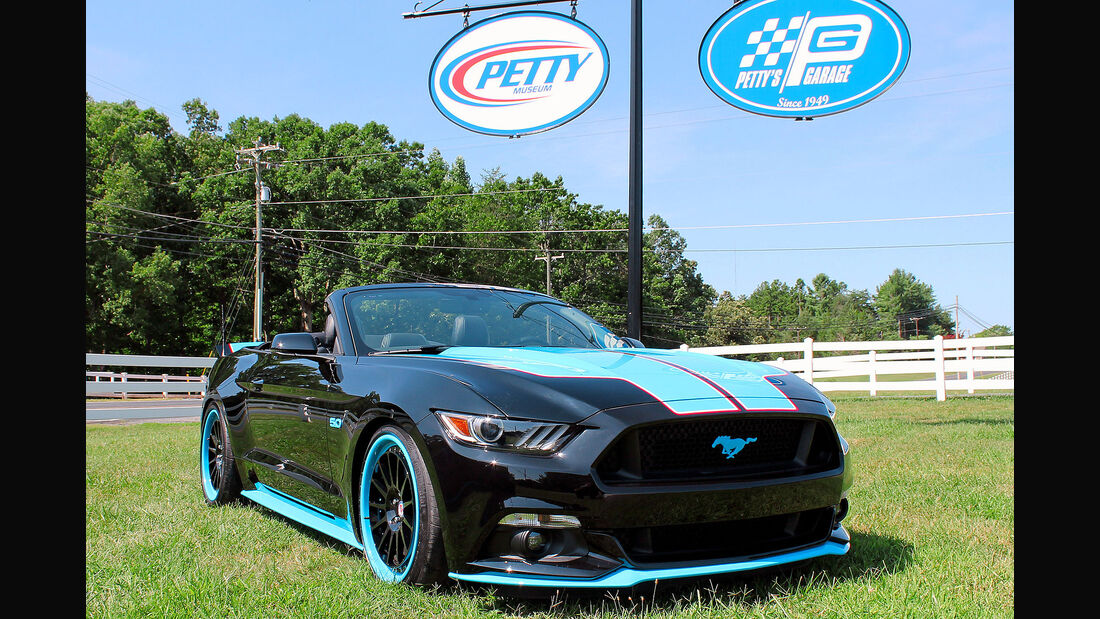 Ford Mustang King Petty