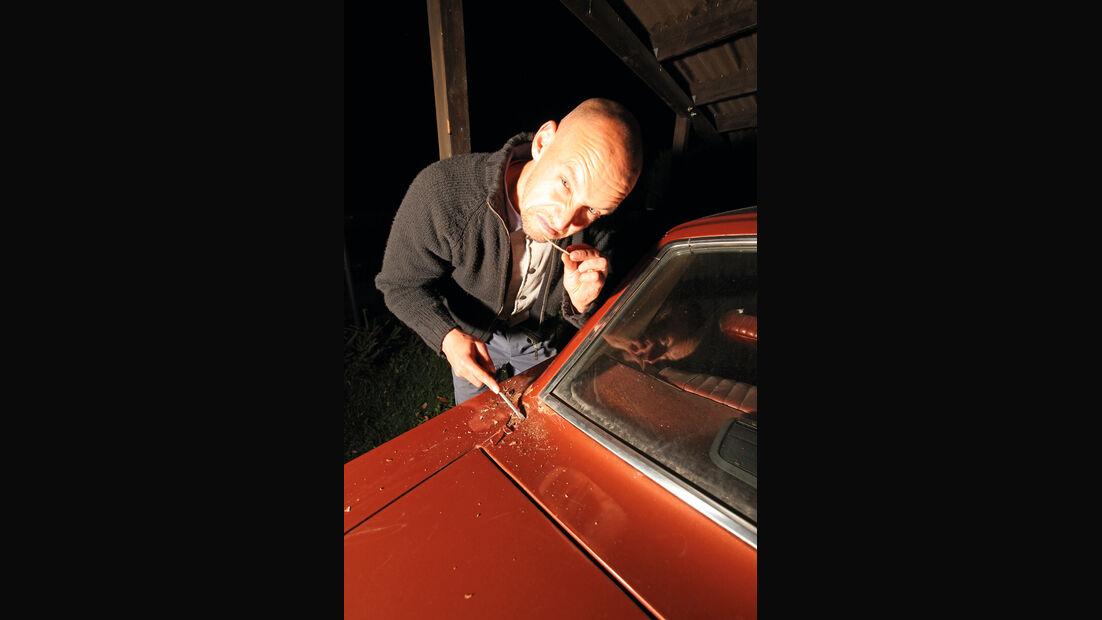 Ford Mustang, Lackarbeiten, Dani Heyne