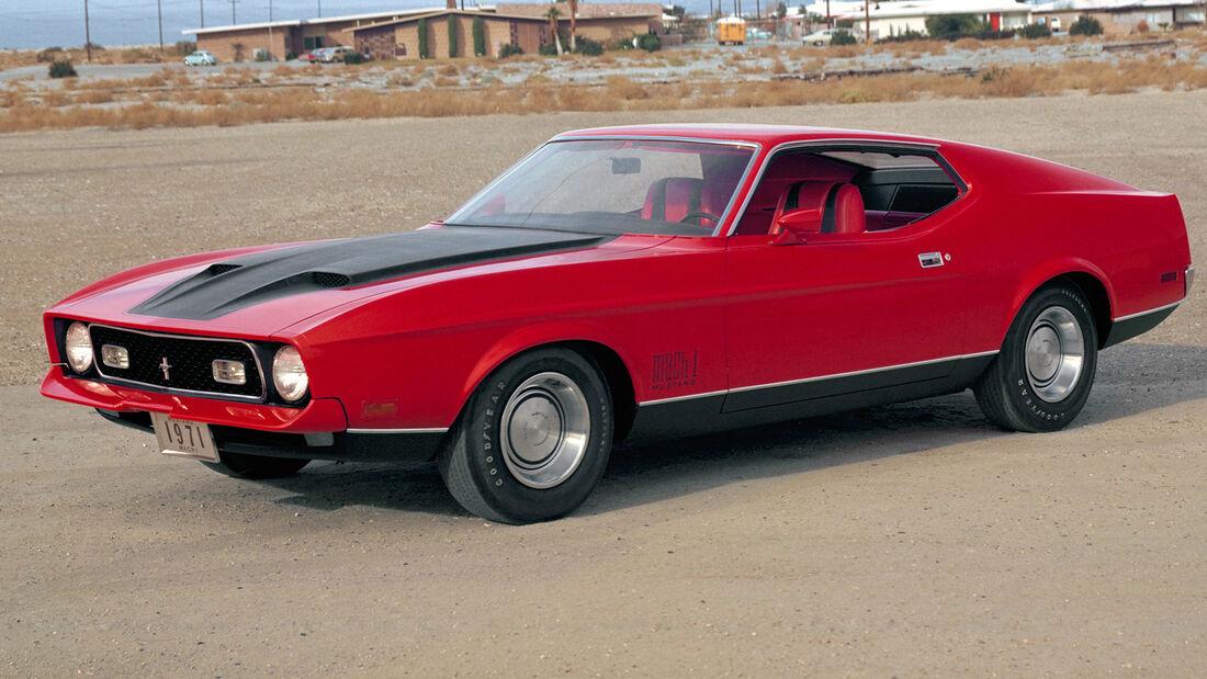 Ford Mustang Mach 1 James Bond 1971