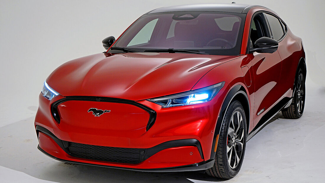 Ford Mustang Mach-E, Autonis 2020