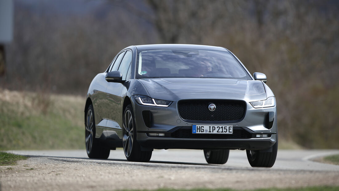 Ford Mustang Mach-E BMW iX3 Tesla Model Y Jaguar i-Pace Volvo XC40 Recharge Mercedes EQC