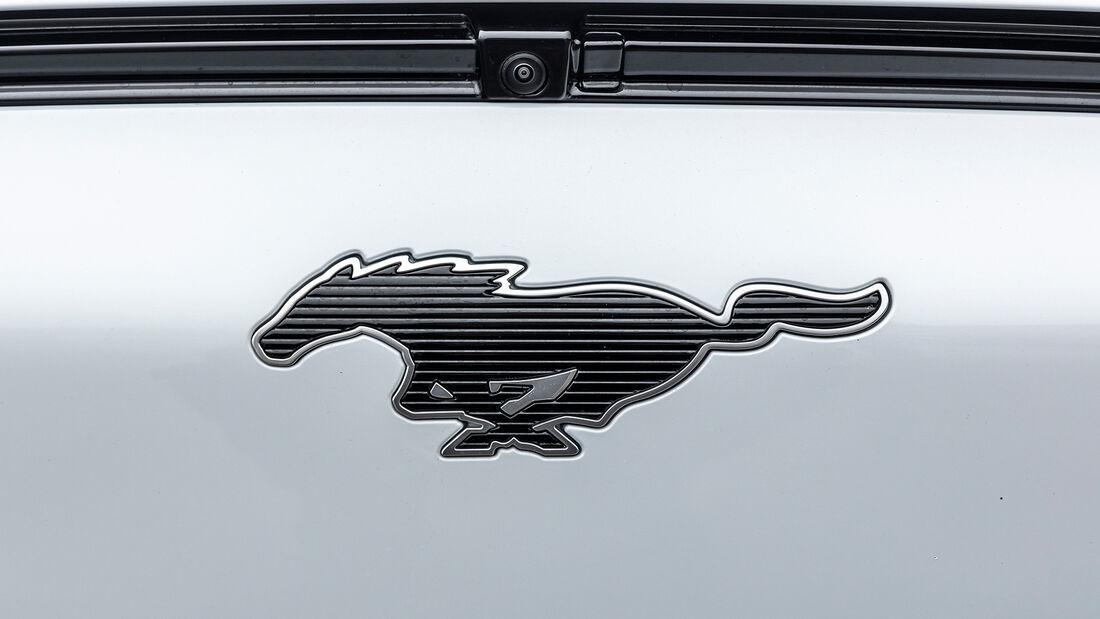 Ford Mustang Mach-E, Exterieur