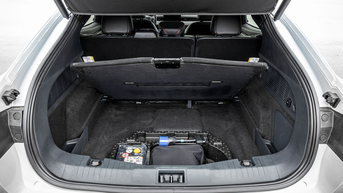 Ford Mustang Mach-E, Interieur