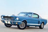 Ford Mustang, Modellvariante