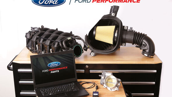 Ford Mustang Performance Kits