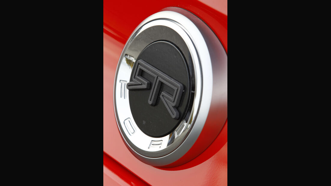 Ford Mustang RTR, Logo