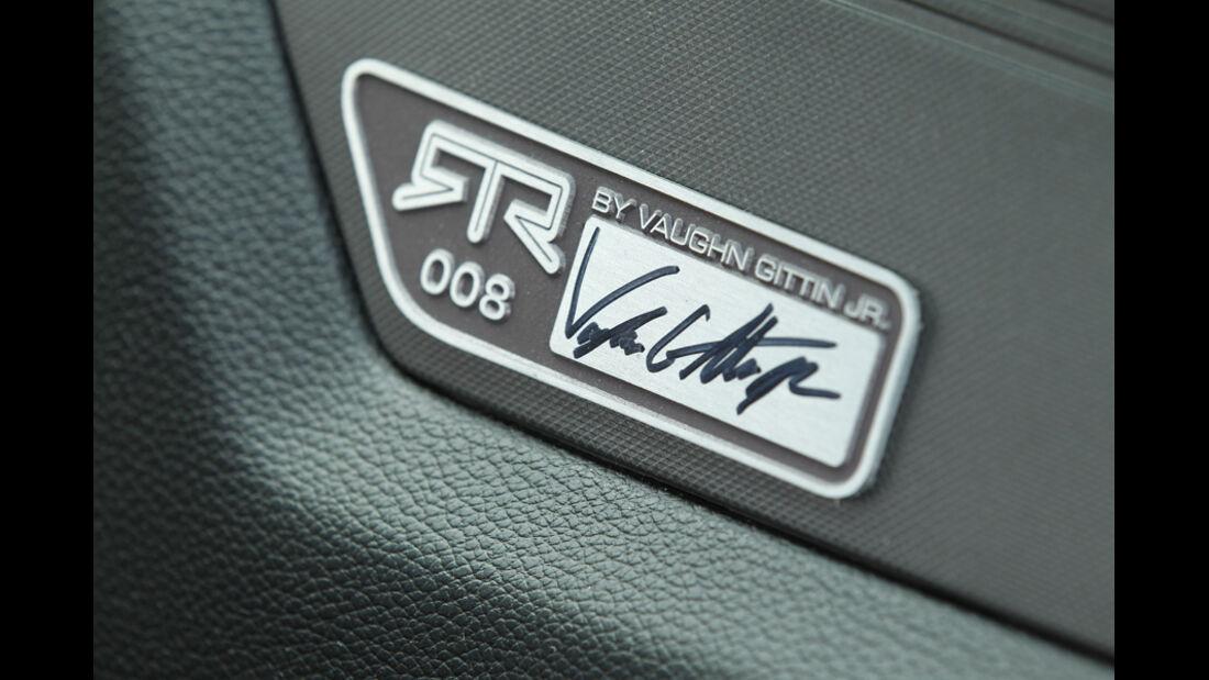Ford Mustang RTR, Logo, Vaughn Gittin Jr.