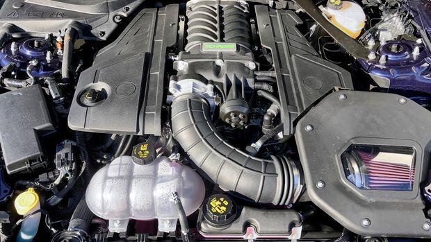 Ford Mustang Schropp
