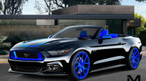 Ford Mustang Sema 2015