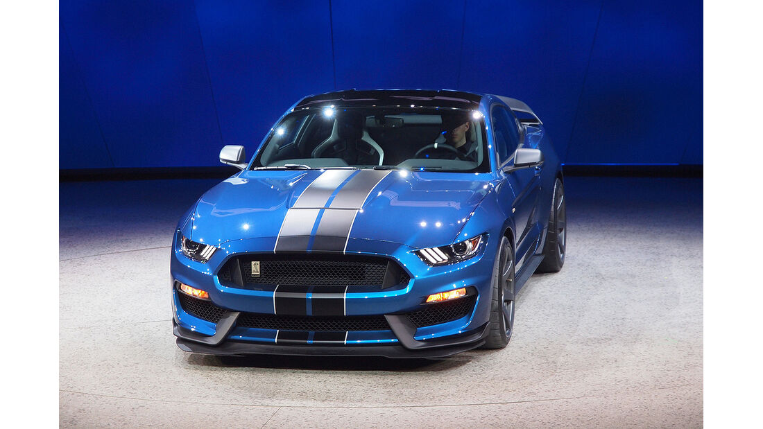 Ford Mustang Shelby 350GT R