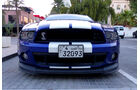 Ford Mustang Shelby - Carspotting Bahrain 2014