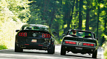 Ford Mustang Shelby GT 500, Heckansicht