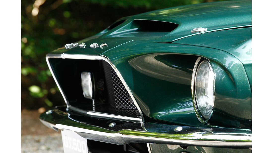 Ford Mustang Shelby GT 500, Kühlergrill