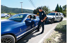 Ford Mustang Shelby GT 500, Polizei