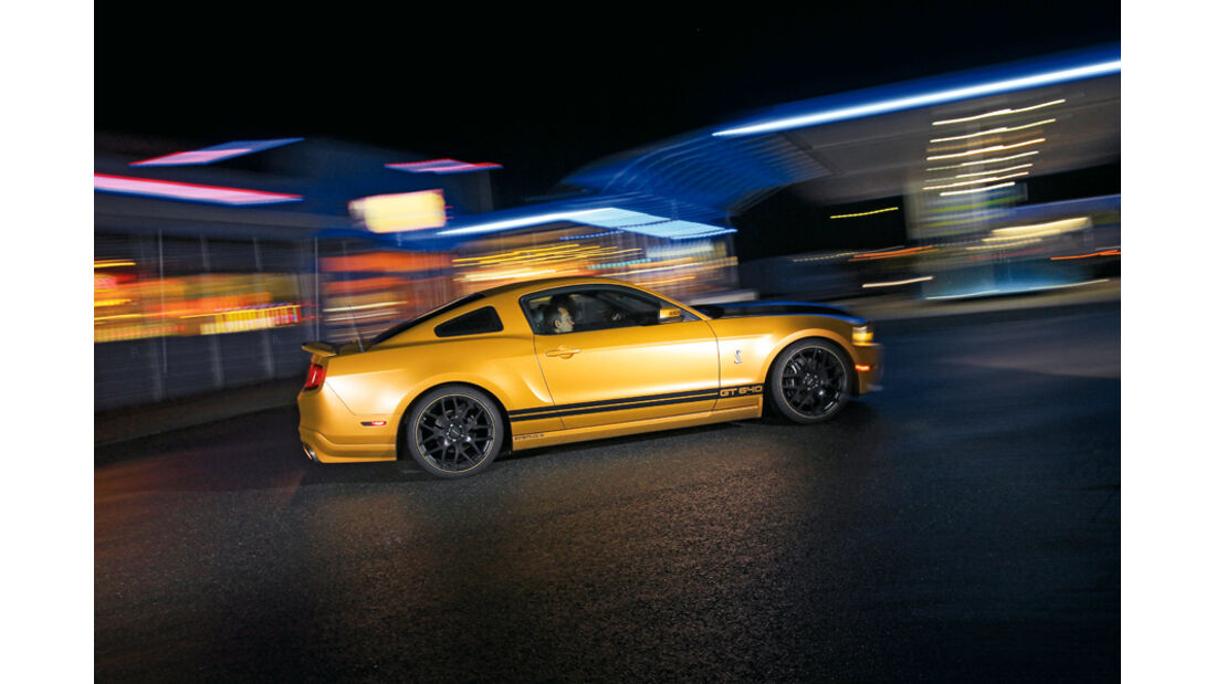 Ford Mustang Shelby GT 640