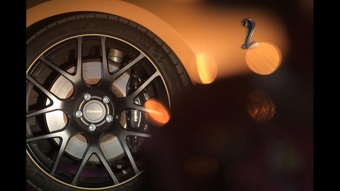 Ford Mustang Shelby GT 640, Rad, Felge