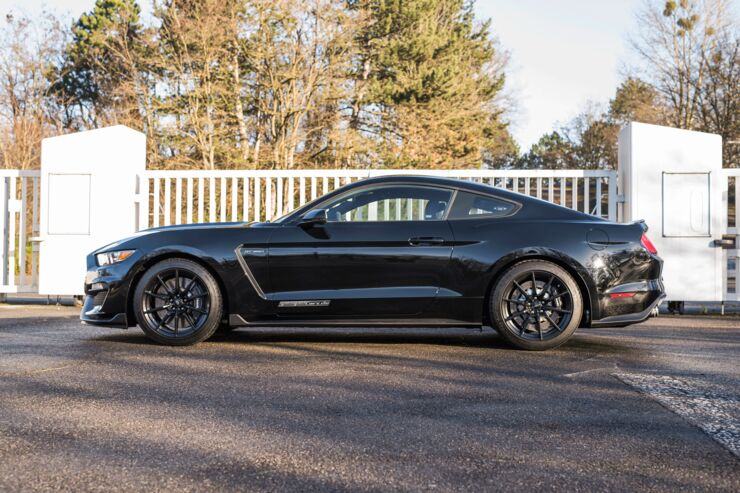 Ford Mustang Shelby GT350 bei Geiger Cars