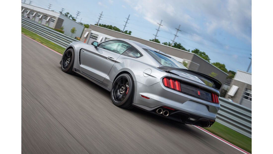 Ford Mustang Shelby GT350R 2020