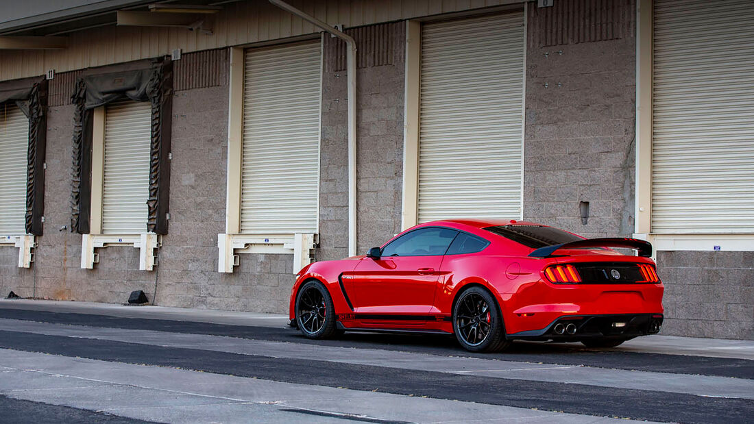 Ford Mustang Shelby GT350SE