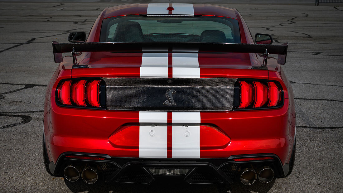 Ford Mustang Shelby GT500 Karbon-Parts