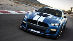 Ford Mustang Shelby GT500SE