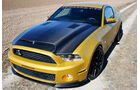 Ford Mustang Shelby GT640 Golden Snake von Geiger, Front