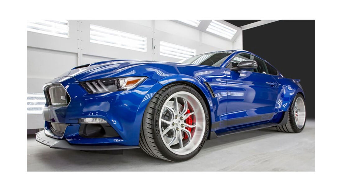 Ford Mustang Shelby Super Snake Wide Body Concept