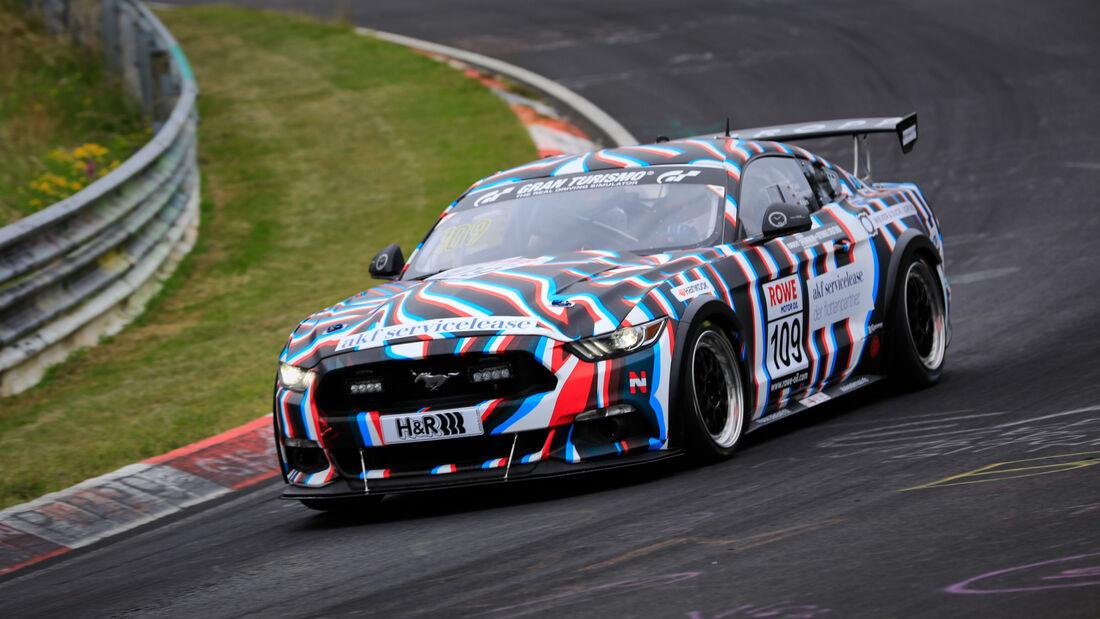 Ford Mustang - Startnummer #109 - AT(-G) - NLS 2020 - Langstreckenmeisterschaft - Nürburgring - Nordschleife
