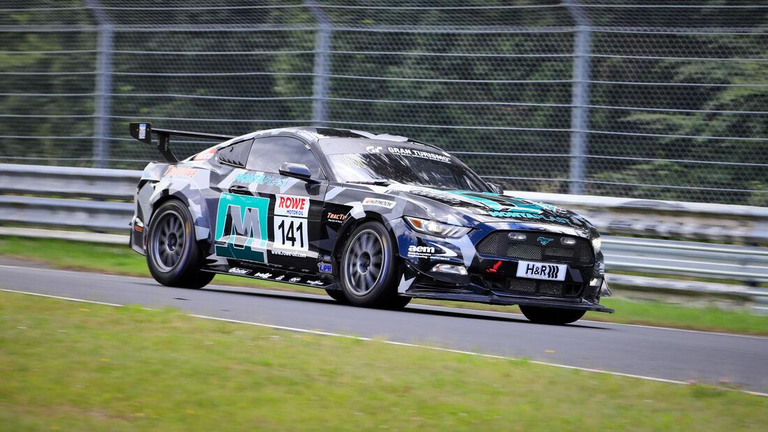 Ford Mustang - Startnummer #141 - SP8 - NLS 2020 - Langstreckenmeisterschaft - Nürburgring - Nordschleife