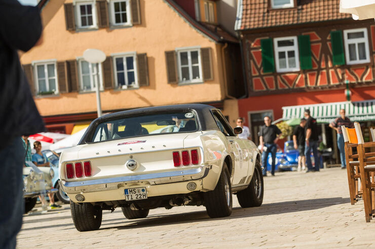 Ford Mustang, Titus Dittmann