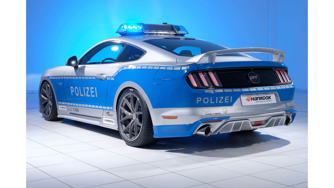 Ford Mustang - Tune it Safe - Tuning - Wolf Racing - Essen Motor Show 2016
