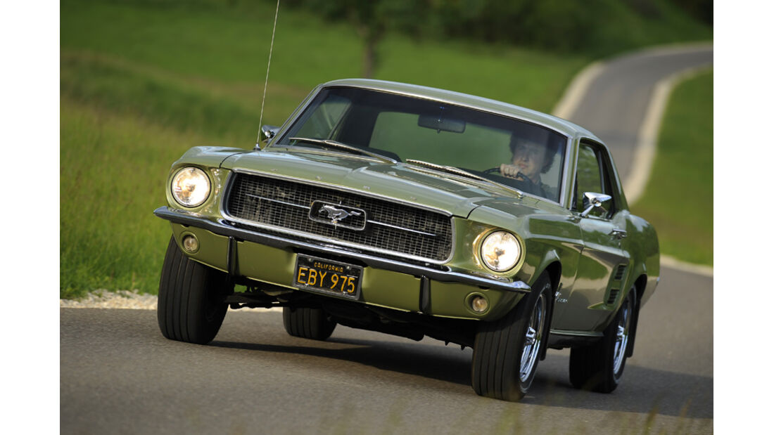 Ford Mustang V8, Bj. 1963