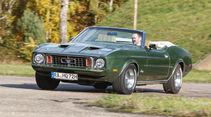 Ford Mustang V8 Cabrio, Frontansicht
