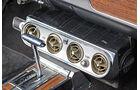 Ford Mustang V8, Schalthebel, Luftausströmer