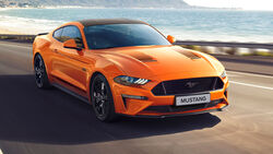 Ford Mustang55 Sondermodell